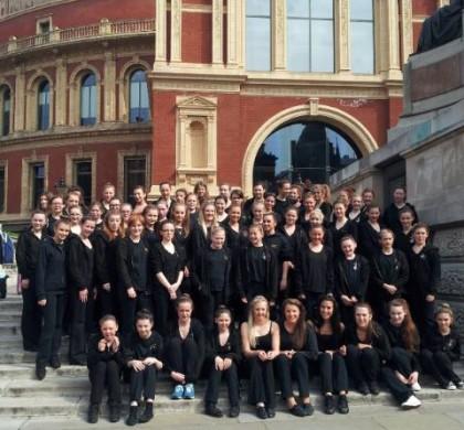 Royal Albert Hall cast 2014